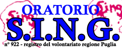 "Ass.ne S.I.N.G. – Oratorio ""volante"" Don Bosco – onlus"